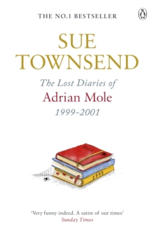 The Lost Diaries of Adrian Mole, 1999-2001, Paperback / softback Book