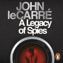 A Legacy of Spies, CD-Audio Book