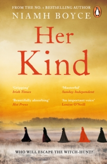 Her Kind : The gripping story of Ireland's first witch hunt, Paperback / softback Book
