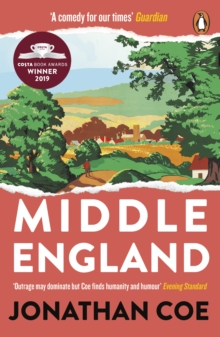 Middle England, Paperback / softback Book
