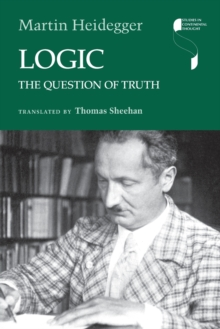 Logic : The Question of Truth, Paperback Book