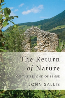 The Return of Nature : On the Beyond of Sense, Paperback / softback Book