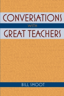Conversations with Great Teachers, Paperback / softback Book