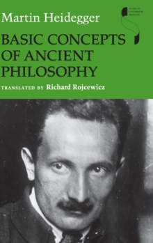Basic Concepts of Ancient Philosophy, Hardback Book