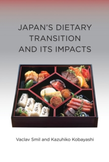 Japan's Dietary Transition and Its Impacts, Hardback Book