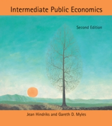 Intermediate Public Economics, Hardback Book