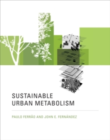 Sustainable Urban Metabolism, Hardback Book