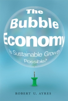 The Bubble Economy : Is Sustainable Growth Possible?, Hardback Book