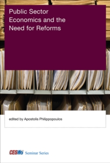 Public Sector Economics and the Need for Reforms, Hardback Book