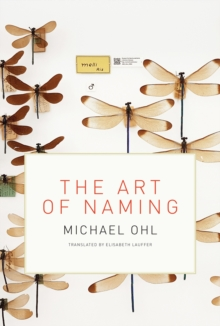 The Art of Naming, Hardback Book
