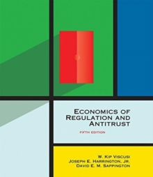 Economics of Regulation and Antitrust, Hardback Book