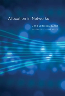 Allocation in Networks, Hardback Book