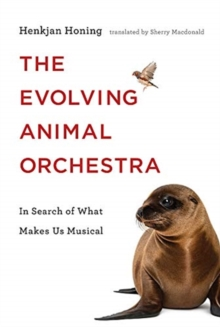 The Evolving Animal Orchestra : In Search of What Makes Us Musical, Hardback Book