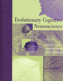 Evolutionary Cognitive Neuroscience, Hardback Book
