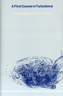 A First Course in Turbulence, Hardback Book