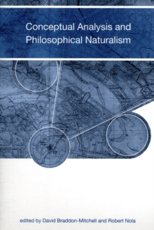 Conceptual Analysis and Philosophical Naturalism, Paperback / softback Book
