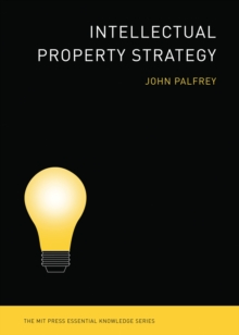 Intellectual Property Strategy, Paperback / softback Book