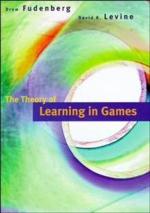 The Theory of Learning in Games, Paperback / softback Book