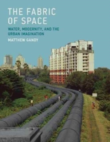 The Fabric of Space : Water, Modernity, and the Urban Imagination, Paperback / softback Book