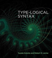 Type-Logical Syntax, Paperback / softback Book