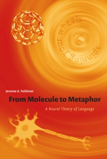 From Molecule to Metaphor : A Neural Theory of Language, Paperback / softback Book
