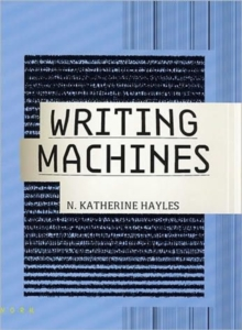Writing Machines, Paperback / softback Book