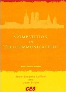 Competition in Telecommunications, Paperback Book
