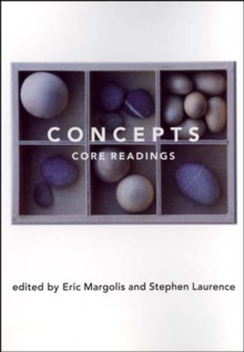Concepts : Core Readings, Paperback / softback Book