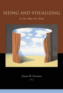 Seeing and Visualizing : It's Not What You Think, Paperback / softback Book