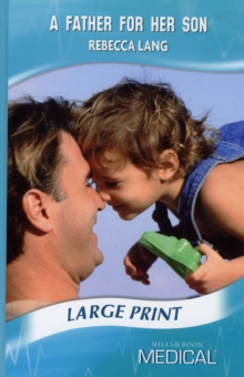 A Father for Her Son, Hardback Book