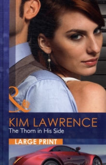 The Thorn in His Side, Hardback Book