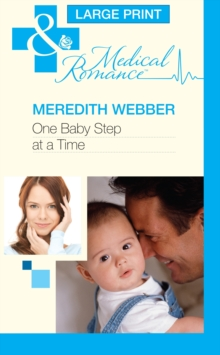 One Baby Step At A Time, Hardback Book