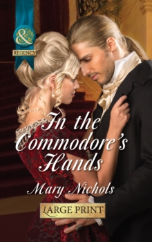 In The Commodore's Hands, Hardback Book