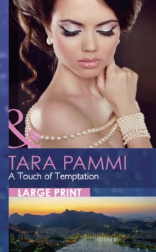 A Touch Of Temptation, Hardback Book