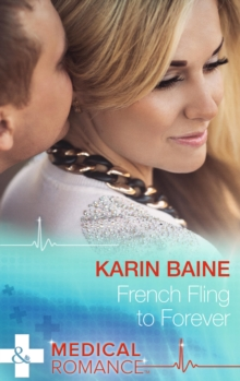 French Fling to Forever, Paperback Book