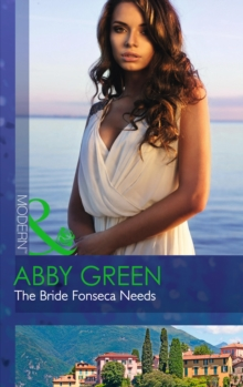 The Bride Fonseca Needs, Paperback Book