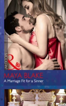 A Marriage Fit for a Sinner, Paperback Book
