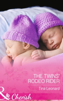 The Twins' Rodeo Rider, Paperback Book