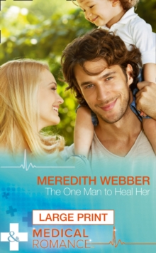 The One Man to Heal Her, Hardback Book
