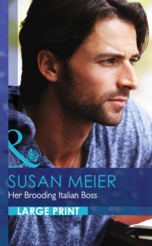 Her Brooding Italian Boss, Hardback Book