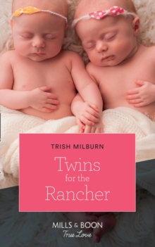 Twins For The Rancher, Paperback / softback Book