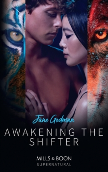 Awakening The Shifter, Paperback Book