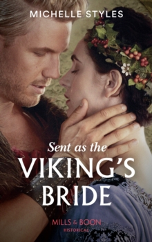 Sent As The Viking's Bride, Paperback / softback Book