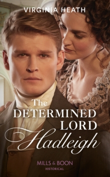 The Determined Lord Hadleigh, Paperback / softback Book