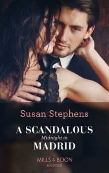 A Scandalous Midnight In Madrid, Paperback / softback Book