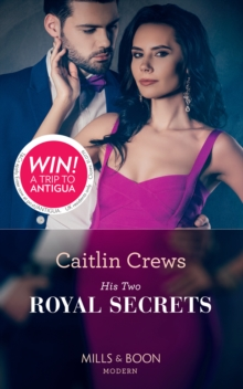 His Two Royal Secrets, Paperback / softback Book