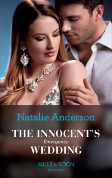 The Innocent's Emergency Wedding, Paperback / softback Book
