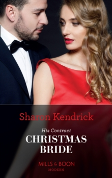 His Contract Christmas Bride, Paperback / softback Book