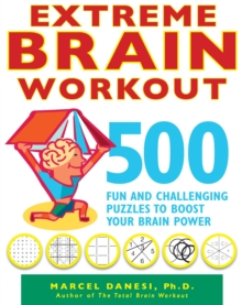 Extreme Brain Workout, Paperback / softback Book