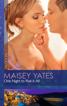 One Night to Risk it All, Paperback Book
